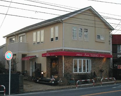 パティスリー タダシ ヤナギ(神奈川)
